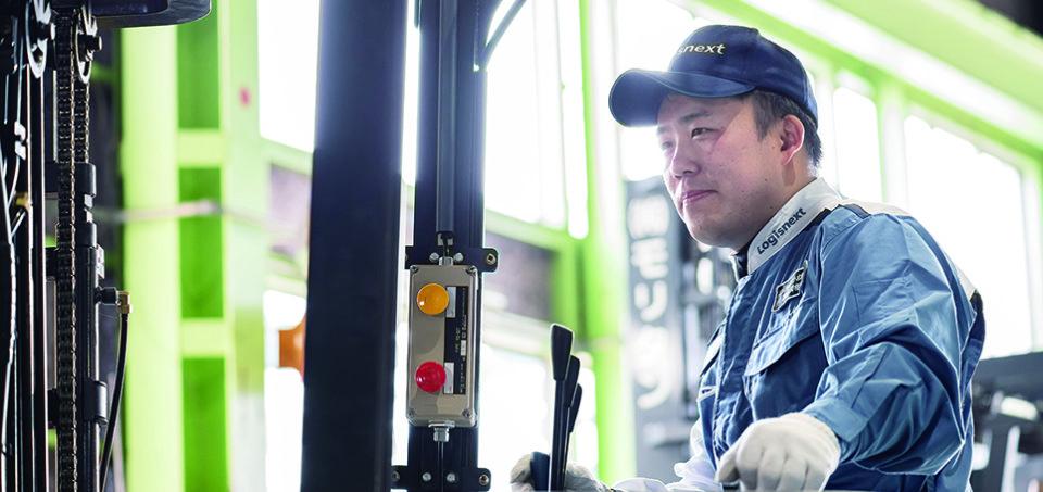 ロジスネクスト北海道株式会社