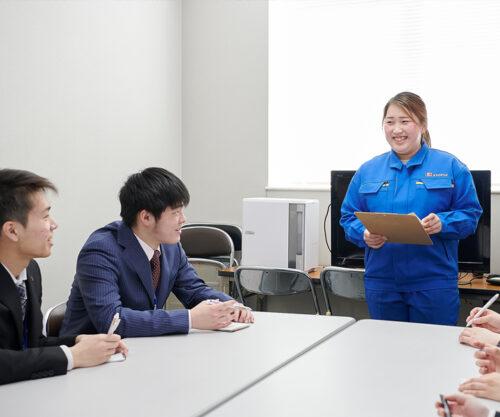 トップワーク株式会社 共通運送グループ